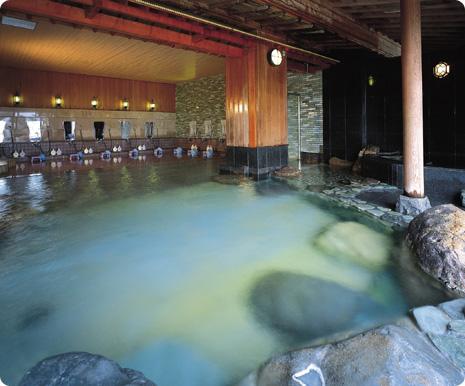 殿方大浴場